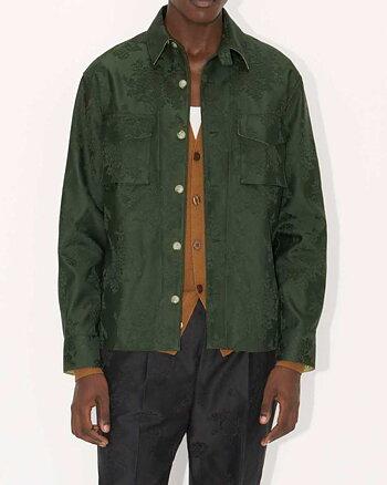 Aplinia Grön Överskjorta