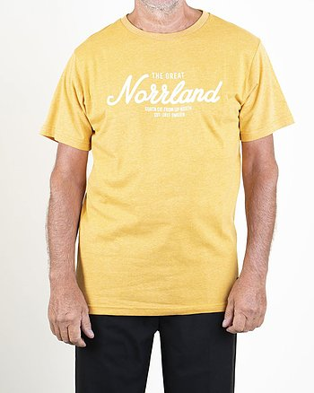 The Great Norrland Mustard T-Shirt
