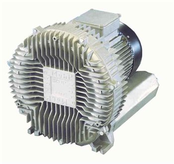 Side channel blower C.E.P. 1SX4N1M2 1,10 kW 130 m3/h 155mbar