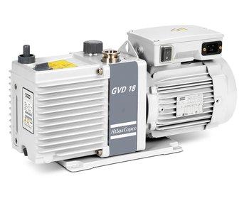 Ölgeschmierte Drehschieber-Vakuumpumpe Atlas Copco GVD 18 1-ph