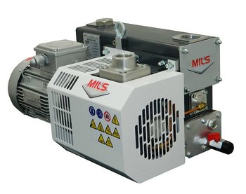 Rotary vane pump Mil's Evisa 25.R 1-phase with gas ballast