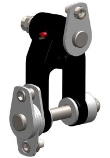 Tillägg enkelbromsrotator
