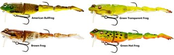 Westin Freddy the Frog Wakebait 18,5cm 46g Float