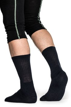 Woolpower 3- pack liner sock svart