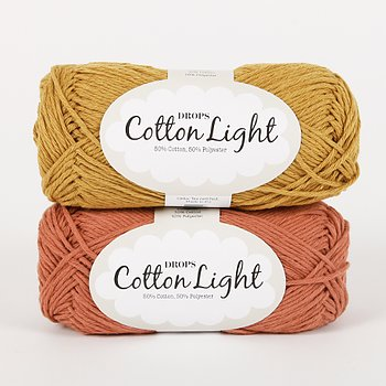 Cotton Light uni colour