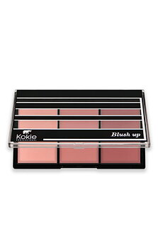 Kokie Blush Up Blush Palette – Demure