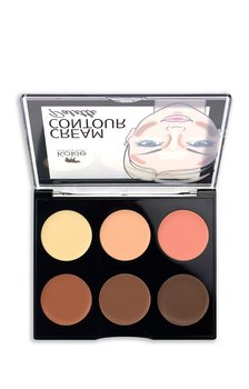 Kokie  Kokie Cream Contour Palette Deep/Dark