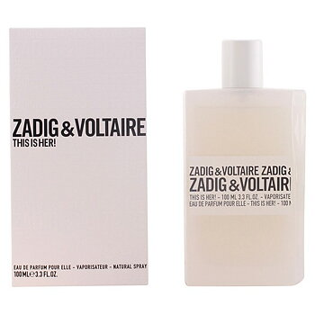 Parfym Damer This Is Her! Zadig & Voltaire EDP, Kapacitet: 100 ml