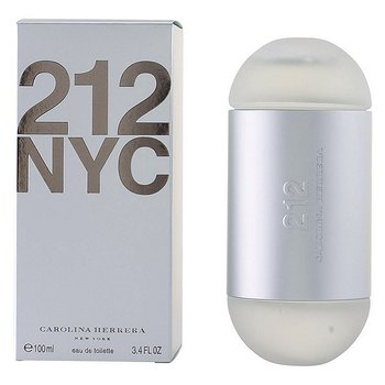 Parfym Damer 212 Carolina Herrera EDT, Kapacitet: 100 ml