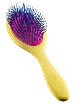 Denman Gentle Wet Brush Gul (utredningsborste)