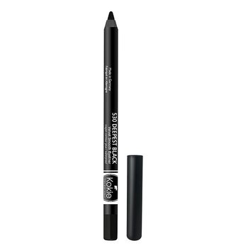 Kokie Velvet Smooth Eyeliner – Deepest Black