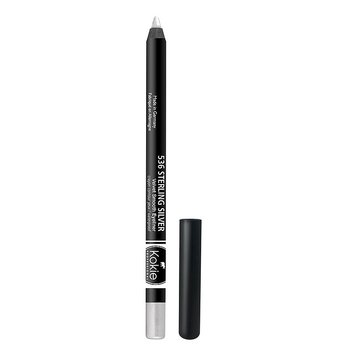 Kokie Velvet Smooth Eyeliner – Sterling Silver