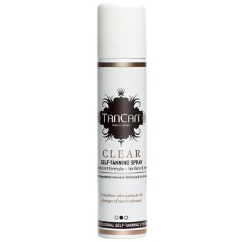 Tancan Clear 100ml 2pack