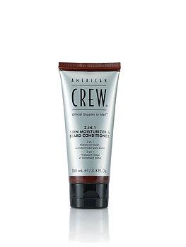 American Crew 2 in 1 Skin Moisturizer & Beard Balsam 100ml