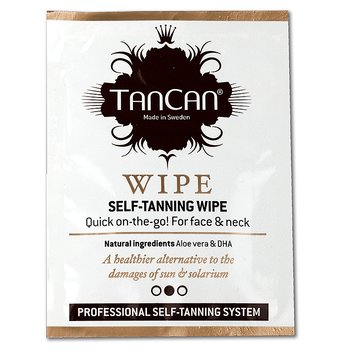 TanCan Wipe 10 pack