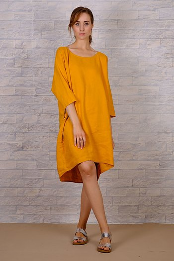 Aduna - linen dress