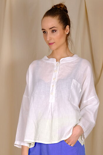 Kirana - white blouse