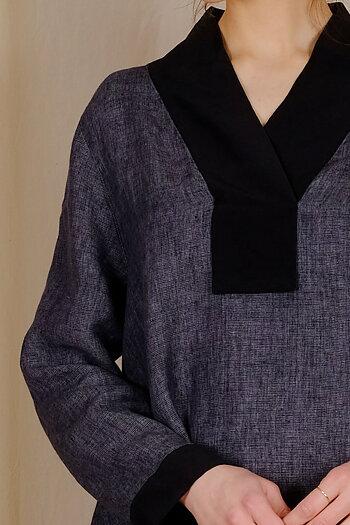 Gera - linen dress