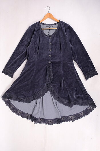 Zulima - velvet jacket