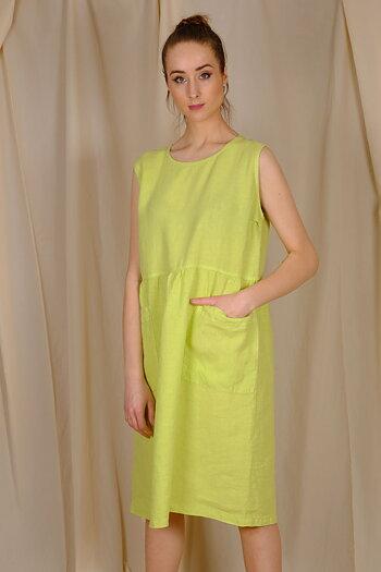 Akra - linen dress