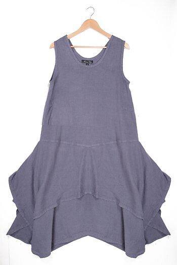 Genia - linen dress