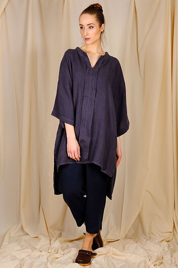 Toti - oversized linen tunic from AureaVita