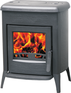 Iron stove Amity 3