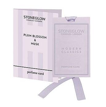 Stoneglow Modern Classics  - Plum Blossom & Musk Doftkort