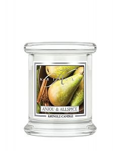 Kringle Candle Wild Anjou & Allspice Small Jar