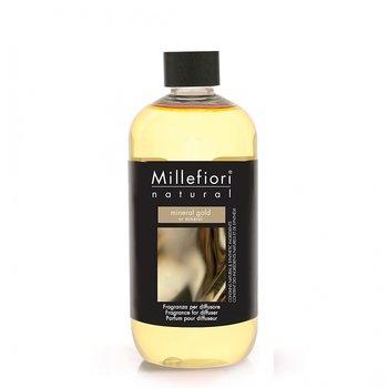 Millefiori Milano Refill 250 ml till Doftstickor Mineral Gold