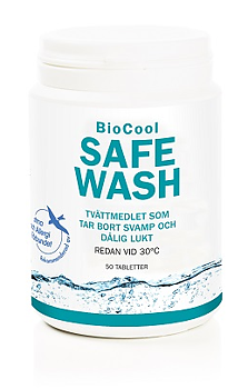 BioCool Safe Wash, 50 tabl