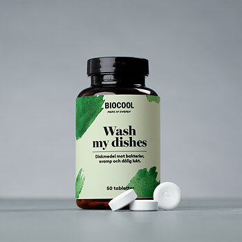 Wash my dishes, 50 tabl