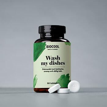 Wash my dishes, 50 tabl