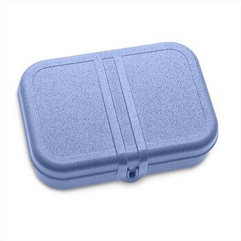 PASCAL L, Lunchlåda / Lunchbox Organic Blue