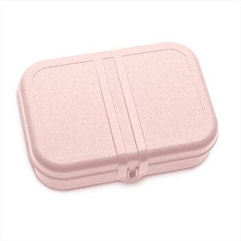 PASCAL L, Lunchlåda / Lunchbox, Organic rosa 2-pack