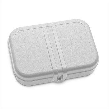 PASCAL L, Lunchlåda / Lunchbox, Organic grå 2-pack