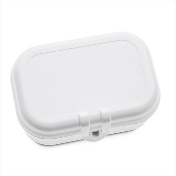 PASCAL S, Lunchlåda / Lunchbox, Vit 2-pack