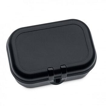 PASCAL S, Lunchlåda / Lunchbox, Svart 2-pack