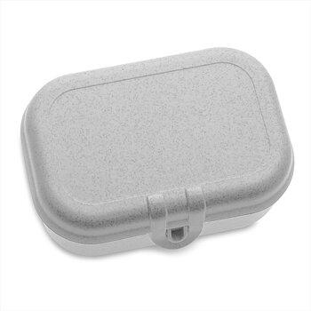 PASCAL S, Lunchlåda / Lunchbox, Organic grå 2-pack