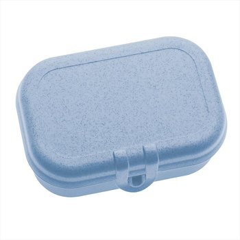 PASCAL S, Lunchlåda / Lunchbox Organic Blue 2-pack