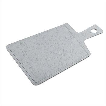SNAP 2.0, Skärbräda Plast, Vikbar, Organic grå 2-pack