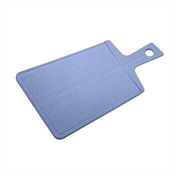 SNAP 2.0 Skärbräda Plast, Vikbar, Organic blue 2-pack