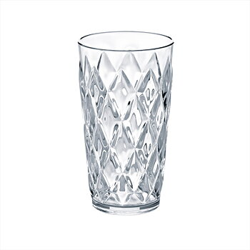 CRYSTAL L, Glas, Crystal clear 6-pack