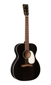 Martin 000-17 Black Smoke Guitar