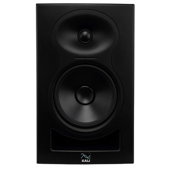 Kali Audio LP-6 Black - Studiomonitor, 6,5'' baselement, 1'' diskant, Class-D 80W