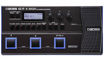 BOSS GT-1 GUITAR MULTIPUL EFFECTS