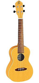 ORTEGA RUGOLD Concert ukulele Earth, Gold