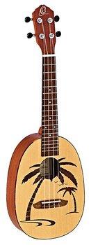ORTEGA RUPA5 Concert ukulele Pineapple Series