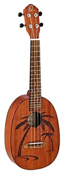 ORTEGA RUPA5MM Concert ukulele Pineapple Series Brown