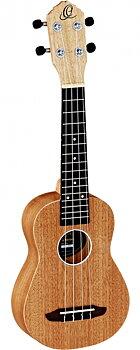 ORTEGA RFU10S Sopran ukulele med Gigbag